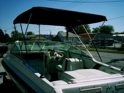 Bimini Boat Tops In Salt Lake City Custom Canvas Unlimited