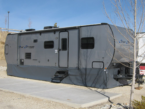 Awnings For Travel Trailers